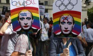 Rusia discriminación