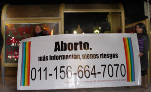 Aborto informacion