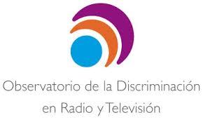 Observatorio de la discriminacion de radio y television logo