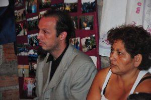 Sabbadini en Solidaridad