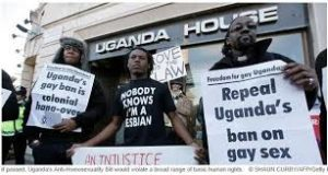 Uganda contra la homosexualidad