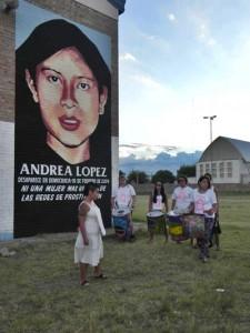 andrea lopez ( ANRED)