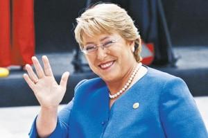 Bachelet asuncion