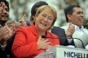 Bachelet chile
