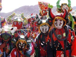 Carnaval Tilcara - Foto Alberto Castagnolo - Jujuy