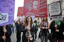 aborto protesta nena violada 1