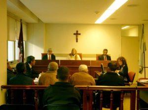 Claudia Judith Palma sentencia