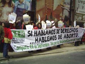 VENEZUELA--Mujeres-exigen-restituci-n-de-aborto-terap-utico-en-Nicaragua