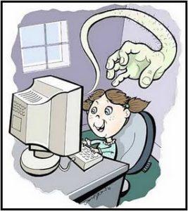 acoso por internet