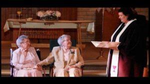 casamiento 90 años