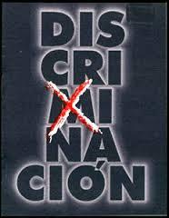 down discriminación