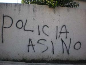 policia femicidio