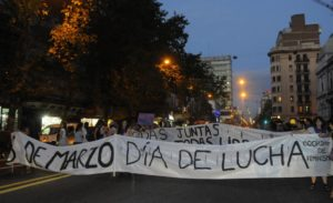 mujeres de uruguay