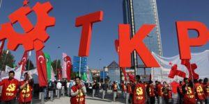 Partido comunista turco