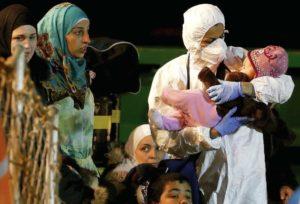 mujeres inmigranters italia