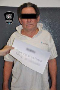 zzzznacg2 NOTICIAS ARGENTINAS BAIRES, MAYO 5: Un hombre, condenado por abusar sexualmente a una menor en un colegio del barrio porteño de Flores y que estaba prófugo desde hacía 7 años, fue detenido en las  últimas horas en el partido bonaerense de La Matanza.  Foto NA zzzz