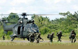 soldados colombia