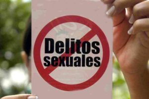 Abuso sexual infantil delito sexual