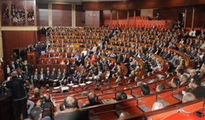 Moroccan-Parliament