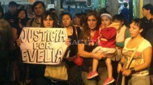 evelia justicia