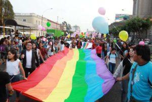 perú marcha LGBT