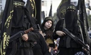 ISIS mujeres