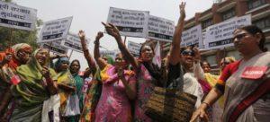 india violaciones niñas