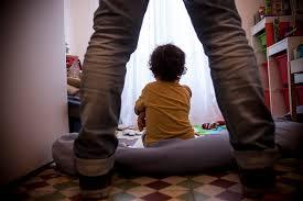 violencia hijos