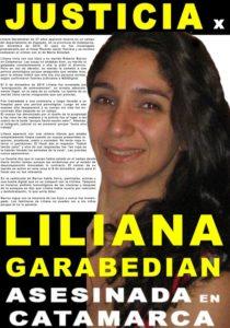 Justicia por Liliana Garabedian 1