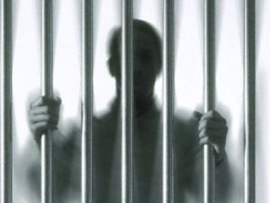 Imprisoned September 1, 2000