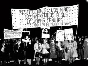 dictadura militar_niños