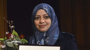 activista saudí