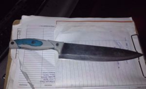 cuchillo mar del plata
