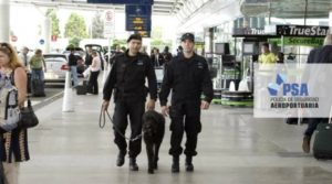 policia aeroportuaria