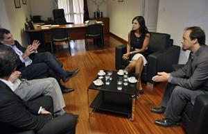 ministerio justicia reunión
