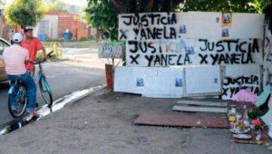 yanela sentencia