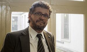 Fabian Salvioli, ONU, 12 de Mayo de 2015, Facultad de Derecho UBA