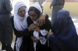 alumnas afganistan