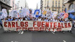 docentes marchas