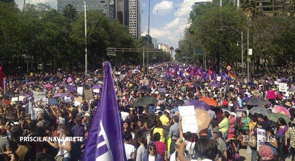 marcha mexicanos