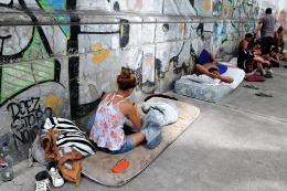 niñas situacion de calle