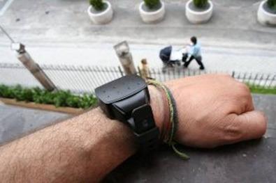 pulseras electrónicas