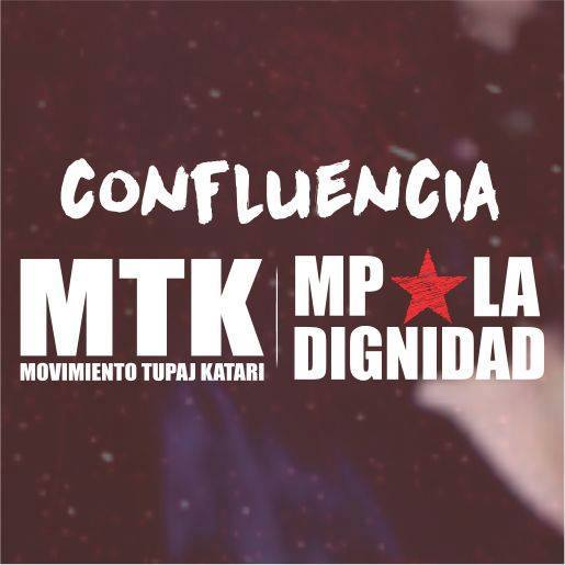 Confluencia_MovimientoPopular_La Dignidad_Katari