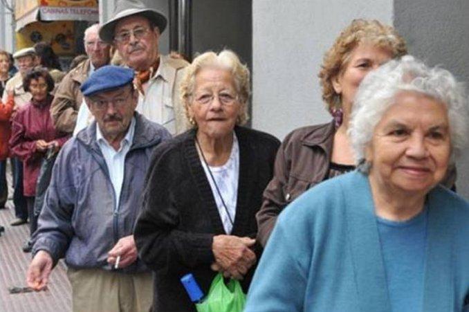 jubilados macri
