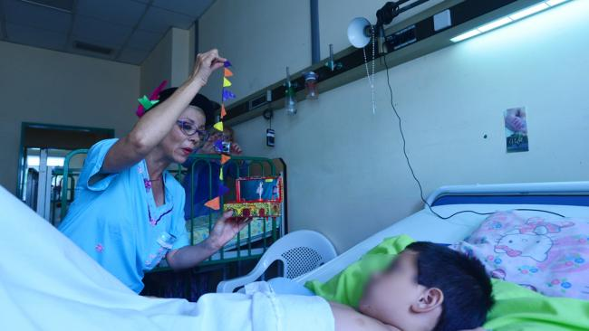 nombres niños hospitales
