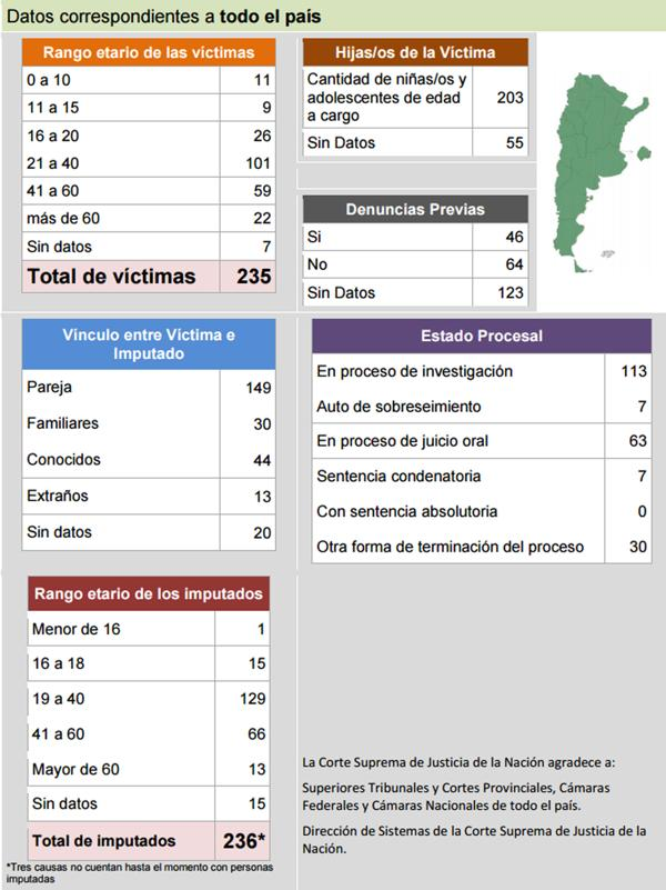 informe femicidios 1