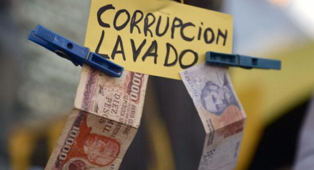 lavado y corrupcion