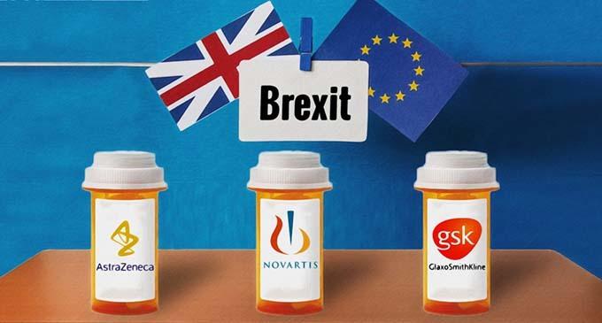 brexit laboratorios