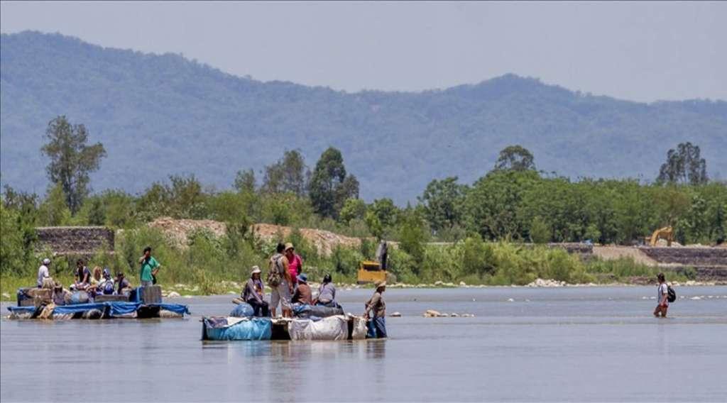 Paso internacional Aguas bBlancas( Orán Arg.) a Bolivia