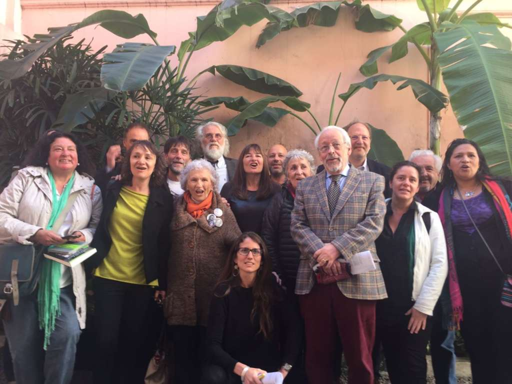 Imagen : Comité por la libertad de Milagro Sala
